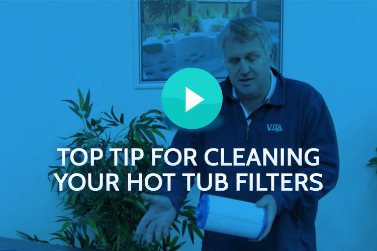 Cleaning your Hot Tub Filter