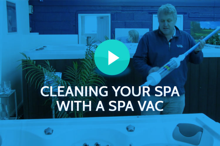 Cleaning your Spa
